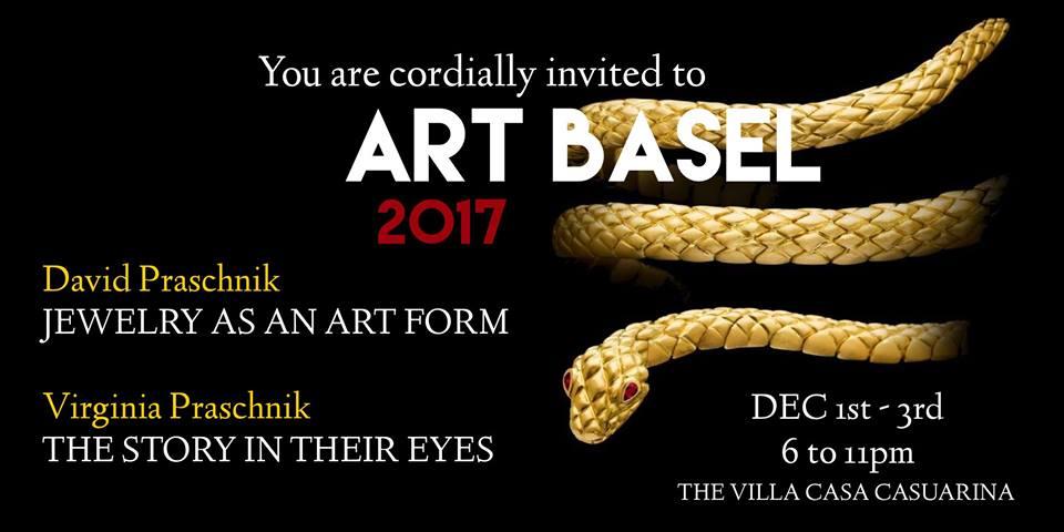 art basel miami 2017, miami beach events