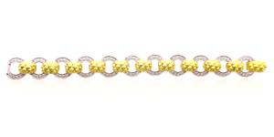 Anana Unique Jewelry Gold Bracelet Design in Miami Florida