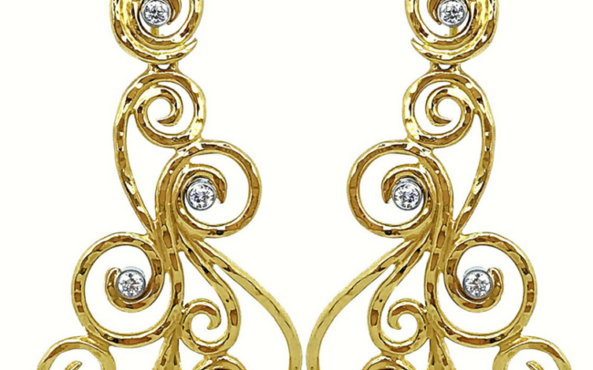 Structure Jewelry Collection. Praschnik Fine Jewelers Collections in Miami